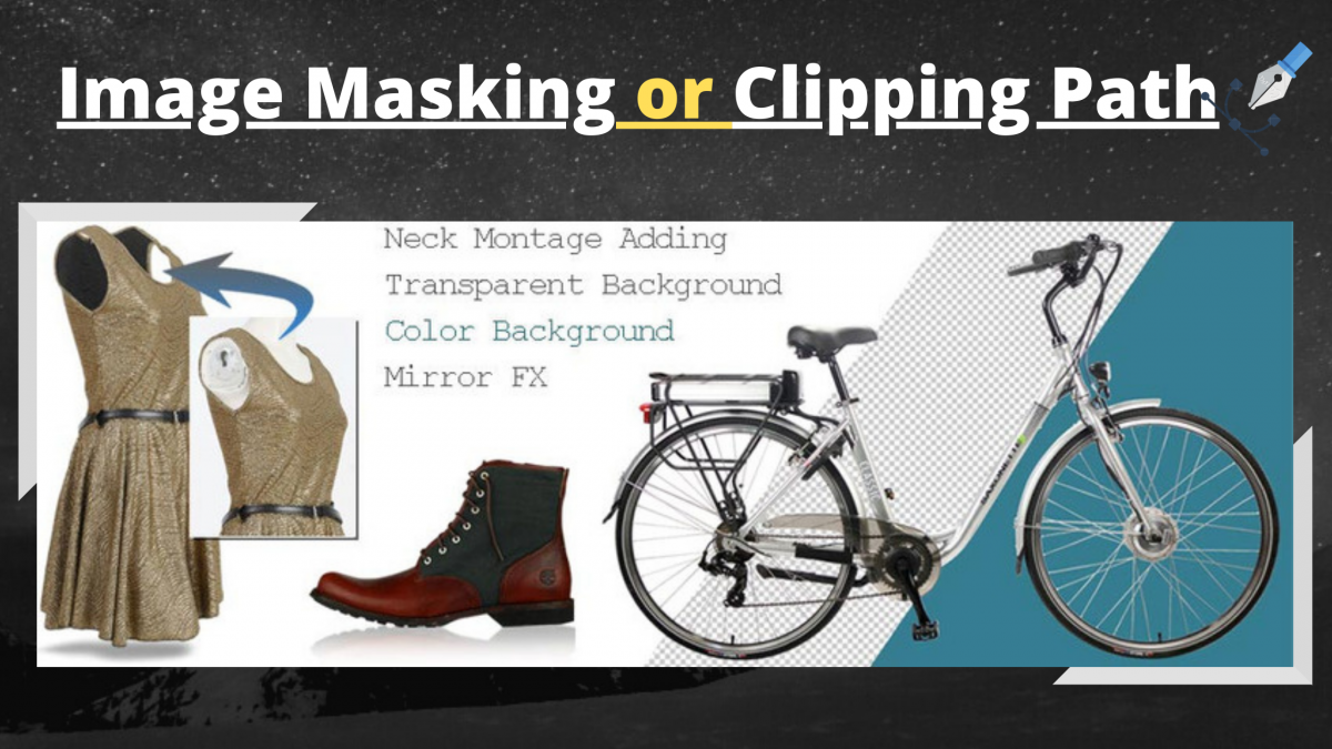 Image Masking or Clipping Path – Which is More Valuable for E-Commerce?